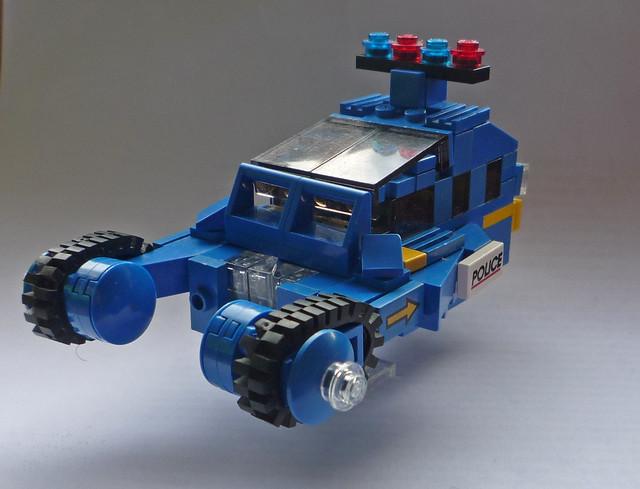 Blade Runner VW T1 Camper Van