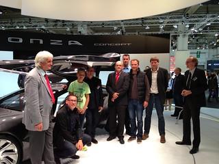 Opel-Blog-Lesertreff IAA 2013