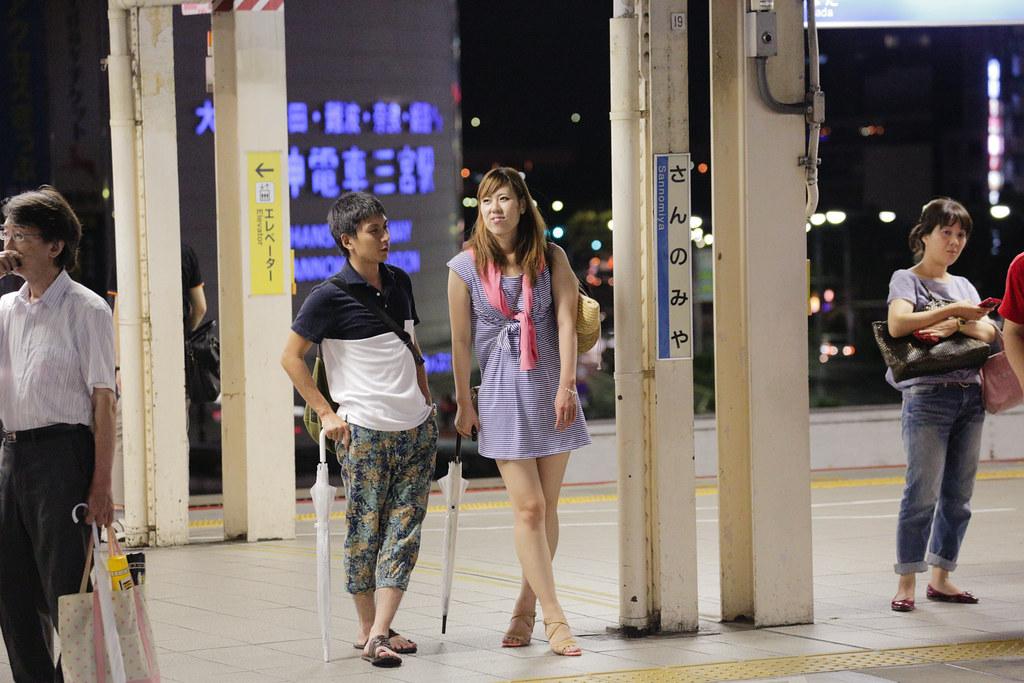 Chiyozaki 2 Chome, Osaka-shi, Nishi-ku, Osaka Prefecture, Japan, 0.006 sec (1/160), f/4.5, 140 mm, EF70-300mm f/4-5.6L IS USM