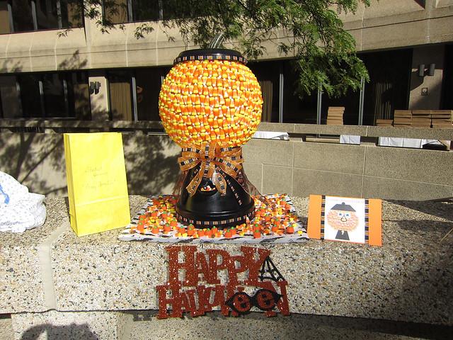 Pumpkin Palooza – Health Center Fall Festival 2013