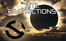 Site Restrictions