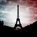 Eiffel Tower by Zeeyolq Photography