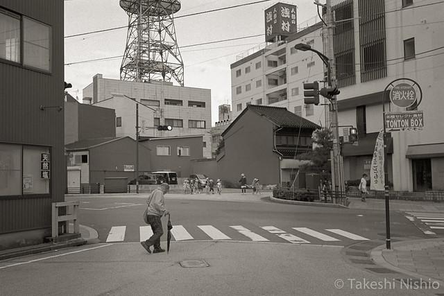 歩く / walk by