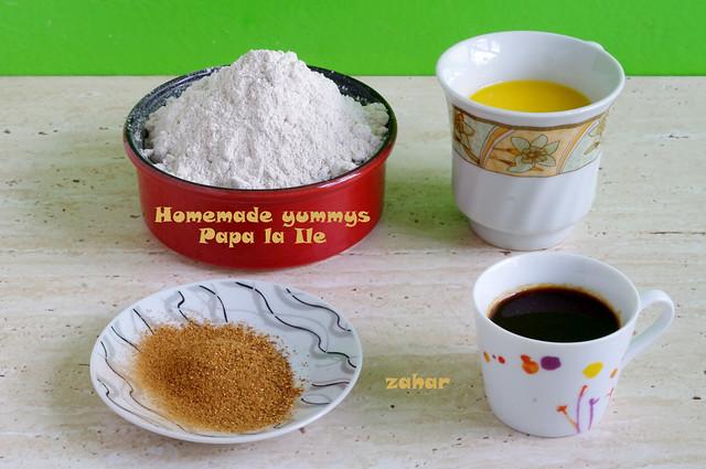 Biscuiti de post cu mirodenii si cafea (2)