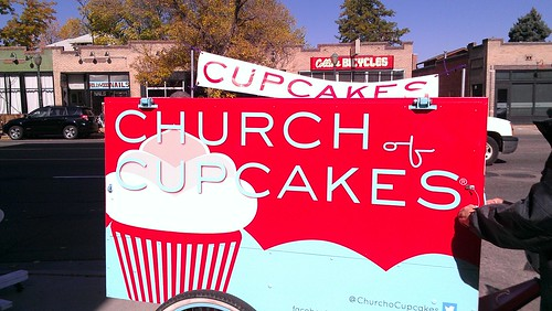 Church of Cupcakes