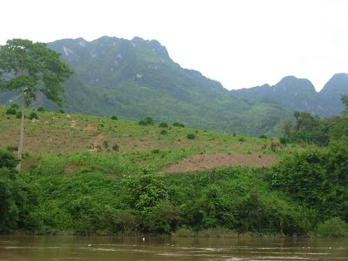 Nong Khiaw-Luang Prabang-bateau (15)