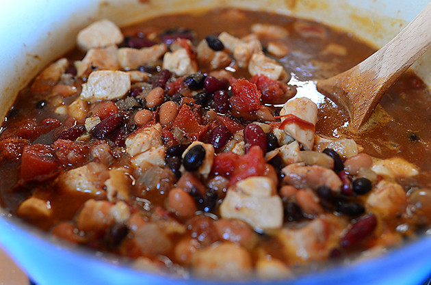Chipotle Chicken Chili | Flickr - Photo Sharing!
