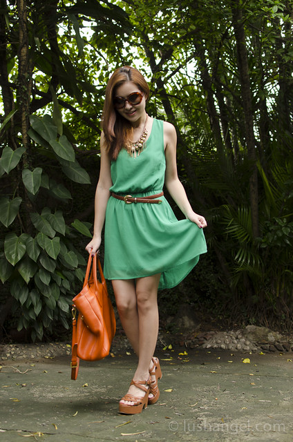 orange-and-green-outfit