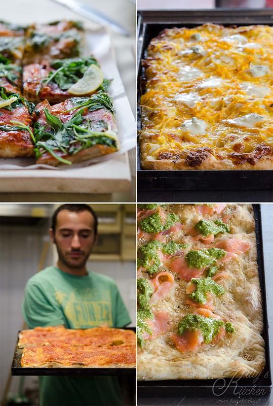 pizze sapori di casa