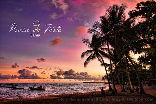 faltan 209 días para el mundial: Praia do Forte