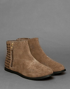 Bank Blonde & Blonde Shiloh studded ankle boots