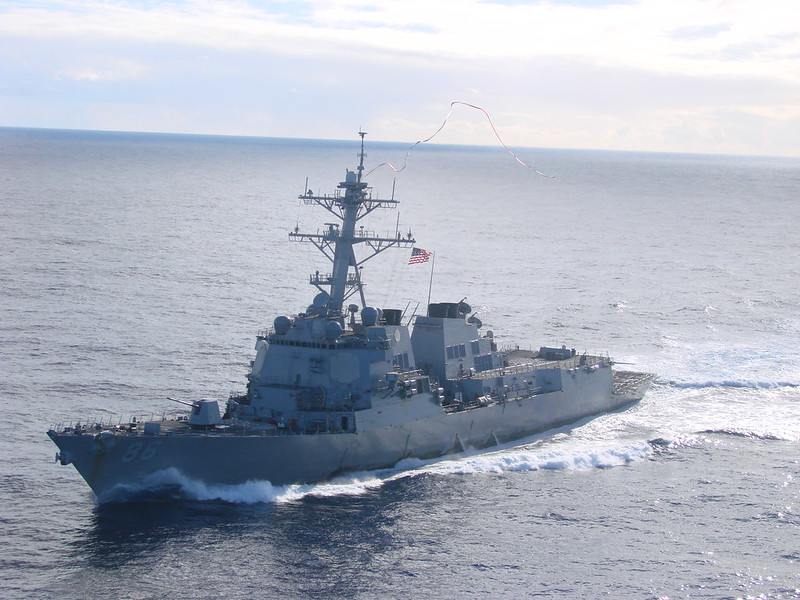 USS Shoup (DDG 86)