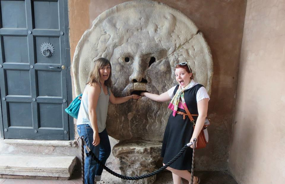 rome sheena me mouth of truth