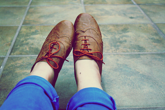 oxford shoes by anft, on Flickr