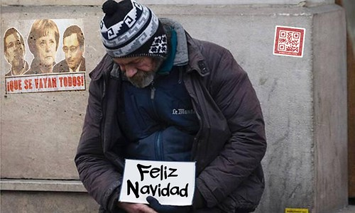 FELIZ NAVIDAD by WilliamBanzai7/Colonel Flick