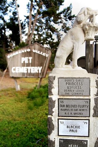 Sorrento Pet Cemetery