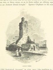"""British Library digitised image from page 55 of """"Fife: Pictorial and Historical; its people, burghs, castles, and mansions"""""""