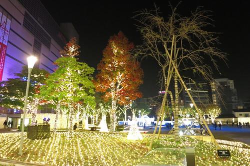 Tenjin Hikari Square 2013