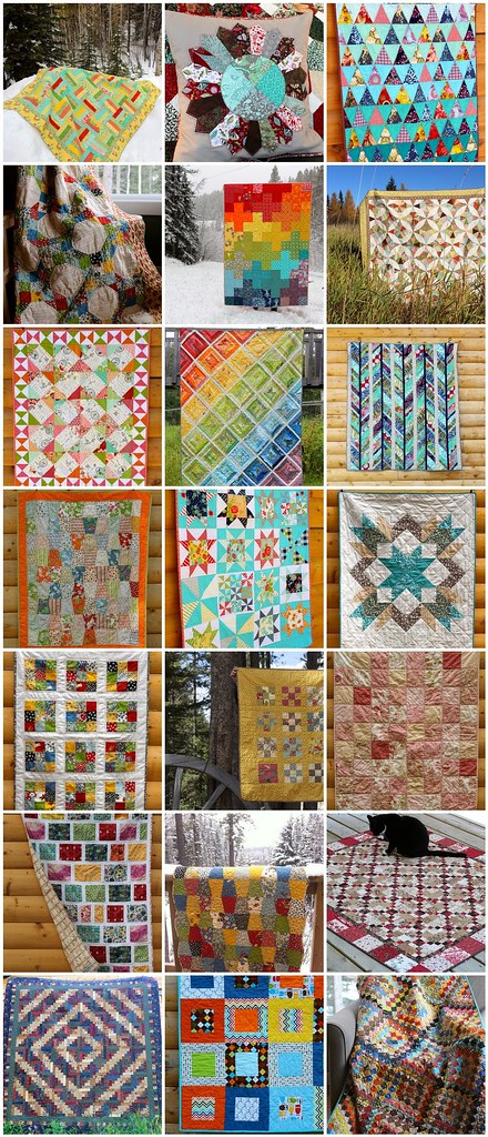 Quilts of 2013