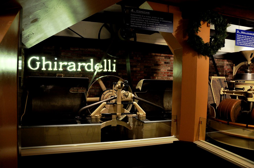 Ghirardelli Chocolate San Francisco