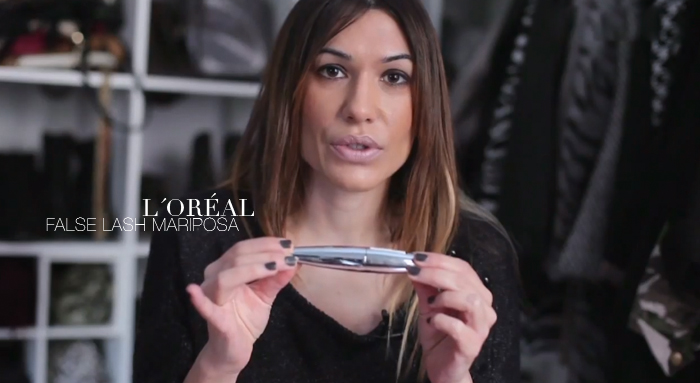 beautips barbara crespo make-up rimel eyelash mascaras de pestañas maquillaje beauty video report beautips.com