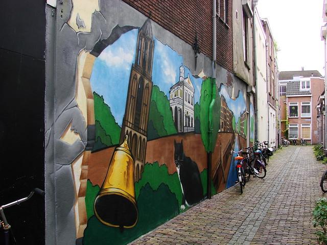 Wittevrouwen Muur Kunst