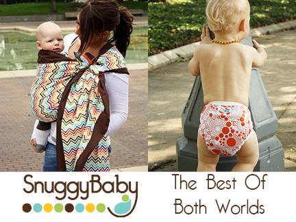 snuggy baby facebook image