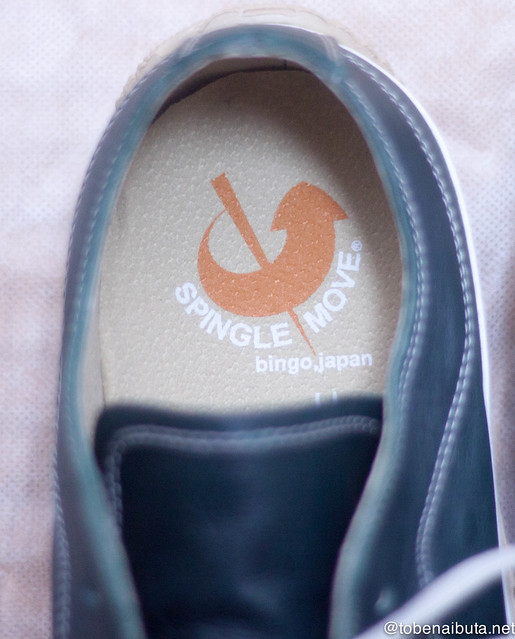 SPINGLE MOVE SPM-110 Logo