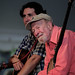 Pete Seeger, Brooklyn Botanic Garden, 2008 by joe holmes