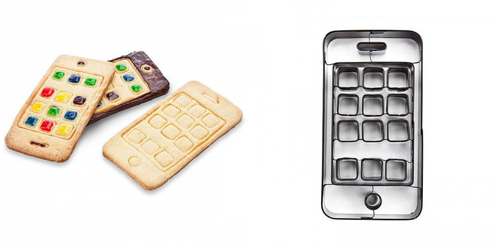 Make Delicious iPhone Clones With The i-Cookie Cutter