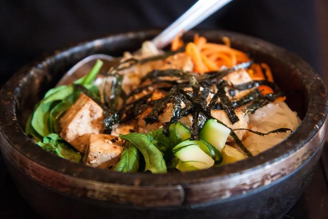 Tofu stone bowl, Barn Joo