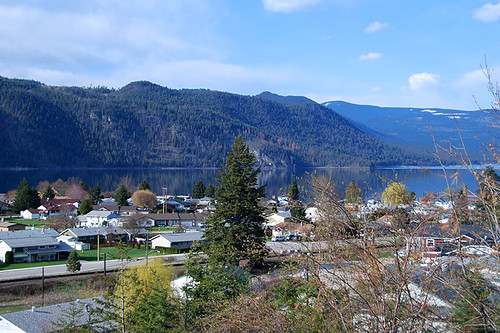 Chase, South Thompson River Valley, Shuswap, British Columbia, Canada