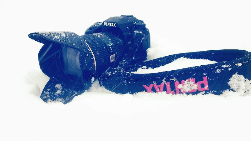 K-5IIs在玩....暴風雪