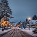 34th street in the snow DSC_8696_7_8_HDR by Redorblack1