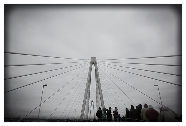 New Bridge Opening 2014-02-08 11