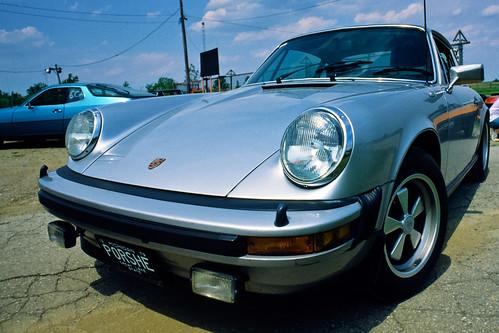 Porsche rentals Scotland