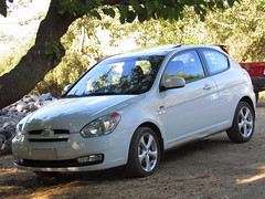 Hyundai Accent Coupe GLS 1.6 2010