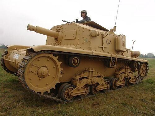 Fiat Ansaldo 75/18 M13/40