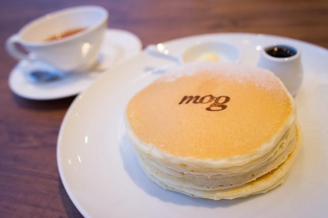 mog クラシック・バターミルクパンケーキ