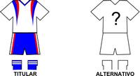 Uniforme Selección Canindeyú de Fútbol
