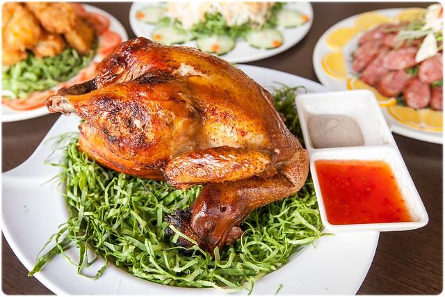 伊拿谷甕仔雞餐廳-清境餐廳