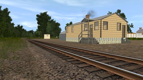 Tomahawk Railway Office