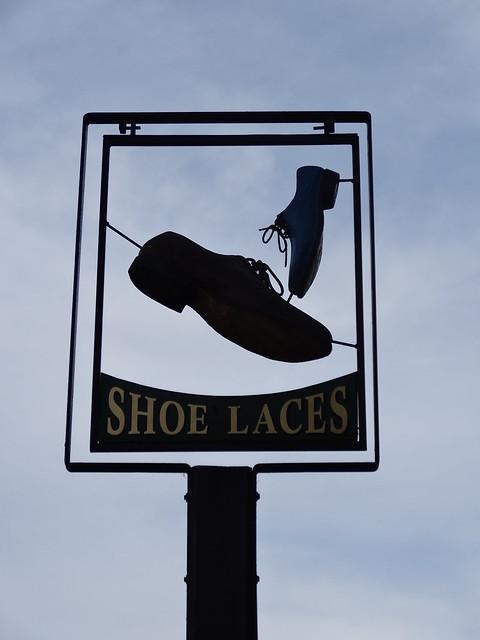 078 - Shoe Laces Pub