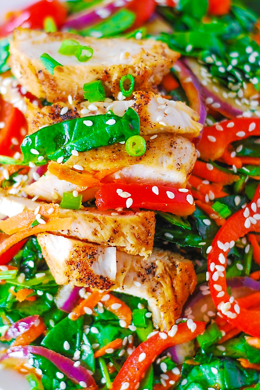 Attractively erotic asian sauce using soy and sesame