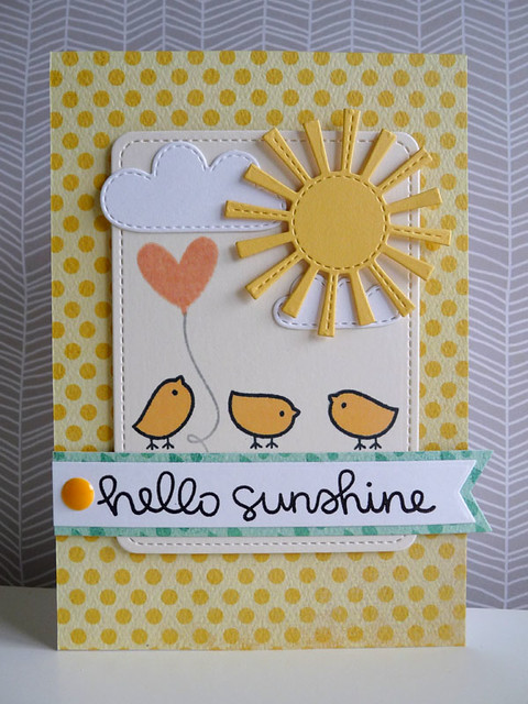Hello sunshine - 2014-04-18