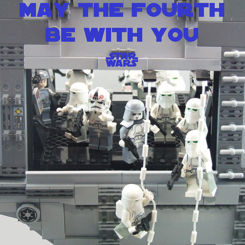 May The Fourth Be With You - Snow Patrol 13913197968_55b6b3b79c_c