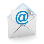 Alphabet: Icone E-mail