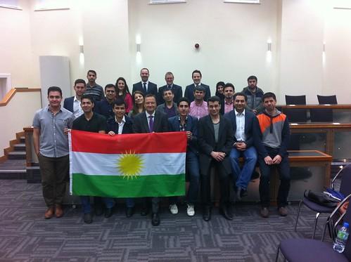 Huddersfield University Kurdish Society