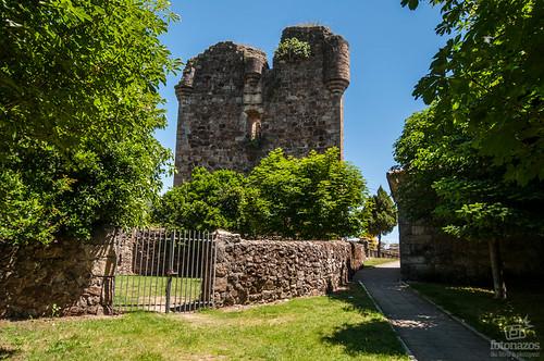 El Castillo de Valverde de la Vera