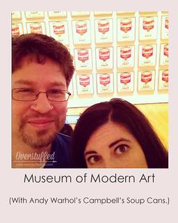 NYC Selfie MoMA